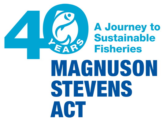<40 years Magnuson Stevens Act>